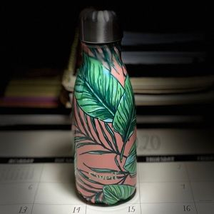 S'WELL BOTTLE Palm Leaf 9oz Water Bottle